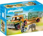 Playmobil Afrikai állat szállító autó (6937)