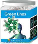 Zometool Green Lines - Zöld egyenesek