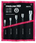 Proline. Hd Set Chei Cu Tubulare Cr-va Hd 8-17mm - 5p. (36215) Cheie tubulara