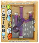 Zing Stikbot játékfigura - lila
