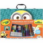 Crayola Minyonok 140 darabos művész szett (04-5869)