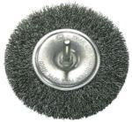 PROLINE Perie Sarma Tip Circular Cu Tija 120mm (32432)