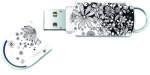 Integral Xpression Flower 32GB USB 2.0 INFD32GBXPRFLO Memory stick