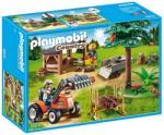 Playmobil Country - Faszállító traktor (6814)