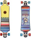 "Kryptonics Longboard Kryptonics Free Spirit 40""/102cm Skateboard"