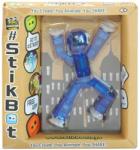 Zing Stikbot játékfigura - sötétkék