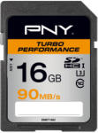 PNY Performance Turbo SDHC 16GB SD16GTURPER90-EF