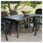 Toscana 160 kerti asztal