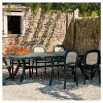 Toscana 250 bővíthető kültéri asztal