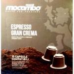 DRAGO mocambo Espresso Gran Crema