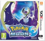 Nintendo Pokémon Moon (3DS) Játékprogram