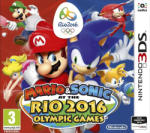 Nintendo Mario & Sonic at the Rio 2016 Olympic Games (3DS) Software - jocuri