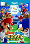 Nintendo Mario & Sonic at the Rio 2016 Olympic Games (Wii U) Software - jocuri