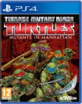 Activision Teenage Mutant Ninja Turtles Mutants in Manhattan (PS4) Software - jocuri