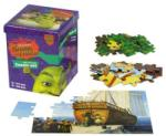 Efko-karton Puzzle Shrek 3 szett 4 kép