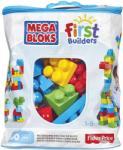 MEGA BLOKS kockákat egy műanyag zacskóba CNF33
