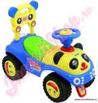 Alexis Taxi pentru bebeluşi panda de culoare albastră (UR-7601/blue)