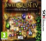 Avanquest Software Jewel Quest IV Heritage (3DS) Játékprogram