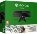 Microsoft Xbox One 500GB + Quantum Break + Alan Wake + Alan Wake's American Nightmare Конзоли за игри
