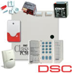 DSC Sistem alarma antiefractie interior DSC Power KIT 585 INT (KIT 585 INT)