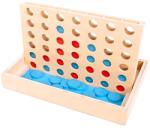 Bigjigs Toys Bigjigs joc patru într-un rând (MHOR-BJ699) Joc de societate