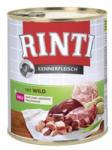 RINTI Kennerfleisch - Wild 24x800g