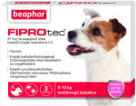 Beaphar Fiprotec Spot On S 5-10kg 67mg (3db)