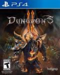 Kalypso Dungeons II (PS4) Játékprogram