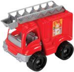 DEDE Masina de pompieri cu 45 de piese