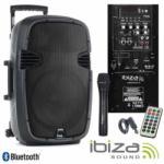Ibiza Sound HYBRID10VHF-BT Monitor de scena