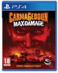 Stainless Games Carmageddon Max Damage (PS4) Játékprogram