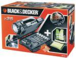 Black & Decker YALCA7141 Trusa unelte
