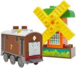 MegaBloks Thomas karakter készlet - Toby Mega Bloks (MEGABLOKSCNJ04/CNJ07)