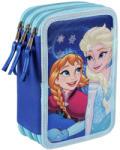 Disney Jégvarázs tolltartó 3 emeletes - Winter