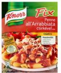 Knorr Fix Penne All Arrabbiata Csirkével Alap (46g)