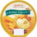 Granny's Cheddar Sajtszósz (90g)