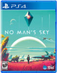 Sony No Man's Sky (PS4) Játékprogram
