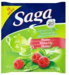 Saga Málna Zöld Tea 20 filter
