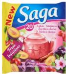 Saga Szilvás Fahéjas 20 filter