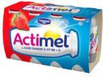 Danone Actimel élőflórás joghurtital 8x100g