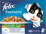 FELIX Fantastic Selection Meat & Vegetables 12x100g