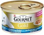 Gourmet Gold Ocean Fish & Spinach 85g