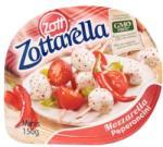 Zott Zottarella Zsíros Lágy Csilis Mozzarella Sajt Sós Lében (280g)