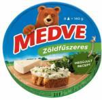MEDVE Zöldfűszeres Kenhető Félzsíros Ömlesztett Sajt (140g)