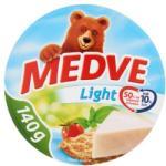 MEDVE Light Kenhető Félzsíros Ömlesztett Sajt (140g)