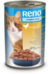 Reno Teljes értékű állateledel felnőtt macskák számára baromfival 415 g
