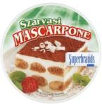 Szarvasi Mascarpone Krémsajt (250g)