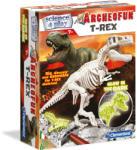 Clementoni Archeofun - Világító T-Rex