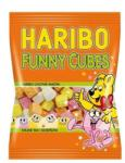 HARIBO Funny Cubes gumicukor 85g