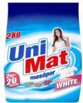 Uni Mat White Mosópor 2kg